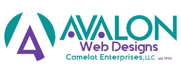 Avalon Web Designs ~ Camelot Enterprises, LLC | Professional Website Design and Online Marketing Services